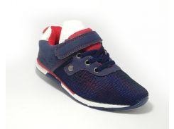 Кроссовки Jong Golf 31(р) Синий, красный C6351-1
