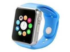 Умные часы UWatch A1 Blue (70_748800)