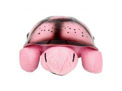 Проектор звездного неба Kronos Toys Night Turtle Черепаха музыкальная Розовая (tps_109-10819002)