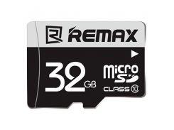 Карта памяти Remax microSDHC Class 10 (UHS-I 32 Gb)