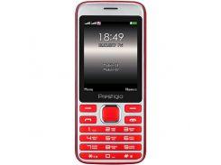 Мобильный телефон Prestigio Grace A1 1281 Dual Sim Red (PFP1281DUORED) (WY36dnd-158128)