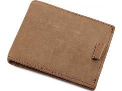 Зажим для денег Vintage Светло-коричневый (14532)