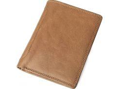 Портмоне мужское Vintage Светло-коричневый (14533)