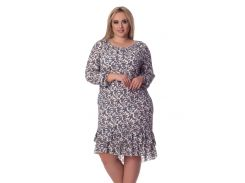 Платье Tasa 1189 48 Молочное