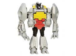 Трансформер Hasbro Гримлок в золотой броне 12 см Серый (36-143125)