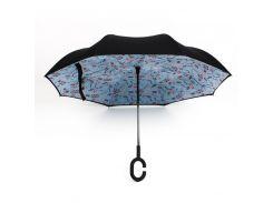 Зонт Good Idea Лондон Голубой (hub_CGzs87998)