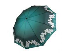 Автоматический зонтик Flagman Lava Темно-зеленый (734-7)