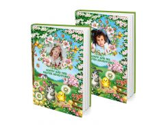 Namebook Easter adventures of your child (FTBKEASEN)
