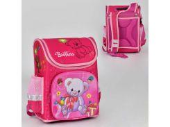 Рюкзак школьный 00170 Ортопедическая спинка Розовый (2-00170-66026)