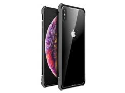 Чехол накладка Luphie для iPhone X/Xs Black