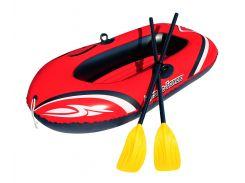 Надувная лодка Bestway Kondor 1000 Красная (40-61078)