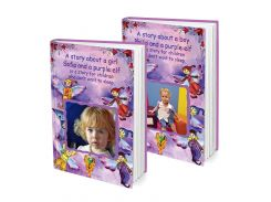 Name book Your Baby and the Violet Elf, or a story for children who do not want to sleep (FTBKPUREN)