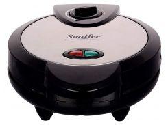 Вафельница Sonifer SF-6032 Черный с серым (1em_006410)