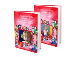 Name book Your Baby and the Red Elf or the story for children who wake up in a good mood (FTBKREDEN)
