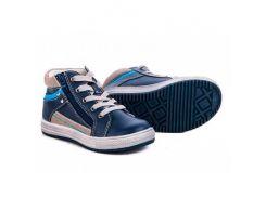 Ботинки С.Луч 23 Синий (M168-1-2915900061540)