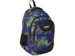 Рюкзак PASO для города 27 л Разноцветный (13-3519)