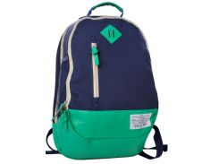 Рюкзак PASO 20 л Сине-зеленый (15-5139A)