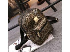 Рюкзак с леопардовым принтом (JBYQVW671G)
