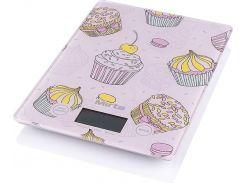 Весы кухонные MIRTA SKE 305 С Разноцветный (F00090118)