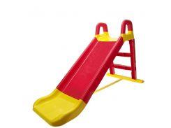 Горка детская Doloni Toys Красный-желтый (bc-fl-1163)