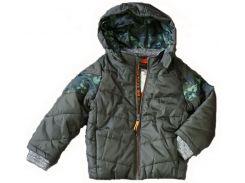Куртка детская демисезонная 6-7 лет 122 см Хаки (228)