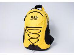 Рюкзак MAD Active Kids Желтый (623051)