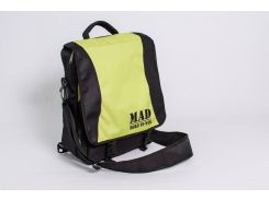 Сумка-рюкзак MAD Pace Зеленый (623068-03)