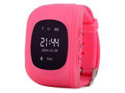 Смарт-часы Smart Baby Q50 Розовые (nri-2202)