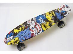 Скейт PENNY BOARD Cool Draft Joker (1622)