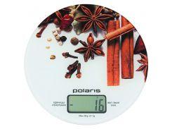 Весы кухонные POLARIS PKS 0834 DG Spices (F00123203)