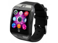 Смарт-часы UWatch Q18 Black (70_46464564)