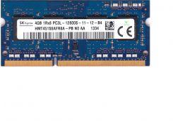 Оперативная память Hynix SoDIMM DDR3L 4GB 1600 MHz HMT451S6AFR8A-PB (F00185301)