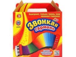 Гармошка 6429Black (Черный)/ M 835-H29006  в кор-ке, 19-18-11см (IB326429Black)