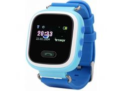 Смарт-часы UWatch Q60 Kid smart watch Blue (F_50517)