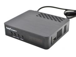 Цифровой эфирный тюнер Pantesat HD-3820 Т2 с экраном Черный (par0208012)