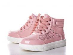 Ботинки Солнце 28(р) Розовый 8F082-2P