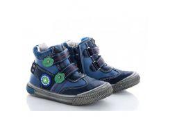 Ботинки Канарейка 32 Синий (F2228-1-2915900062387)