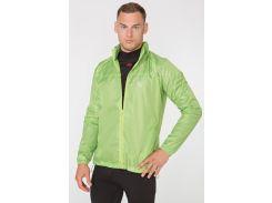 Мужская ветровка-дождевик с капюшоном Radical Flurry L Зеленый (r0530)