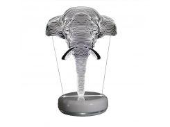 Ночник 3D Kronos Top Слон (stet_1280 (L118))