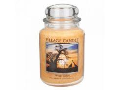 Свеча Village Candle Африканское Сафари 740г (время горения до 170 часов)