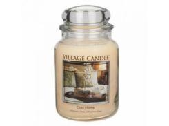 Свеча Village Candle Уютный Дом 740г (время горения до 170 часов)