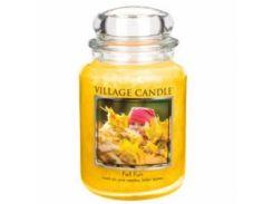 Свеча Village Candle Осенняя Радость 740г (время горения до 170 часов)