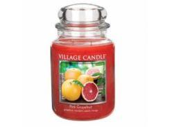 Свеча Village Candle Розовый Грейпфрут 740г (время горения до 170 часов)