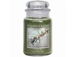 Свеча Village Candle Ледяная Ель 740г (время горения до 170 часов)