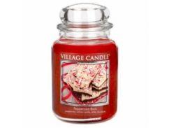 Свеча Village Candle Рождественские Конфеты 740г (время горения до 170 часов)