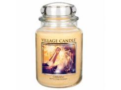 Свеча Village Candle Праздник 740г (время горения до 170 часов)