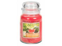 Свеча Village Candle Кусочки Лета 740г (время горения до 170 часов)