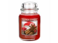 Свеча Village Candle Красная корица 740 г время горения до 170 часов (95566)