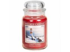 Свеча Village Candle Морское рождество 740 г время горения до 170 часов (96978)