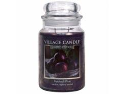 Свеча Village Candle Слива 740г (время горения до 170 часов)
